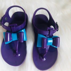 Other - Toddler jelly shoes